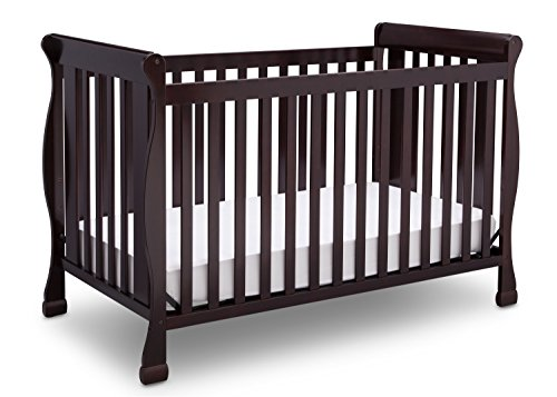 Delta Children Riverside 4-in-1 Convertible Crib