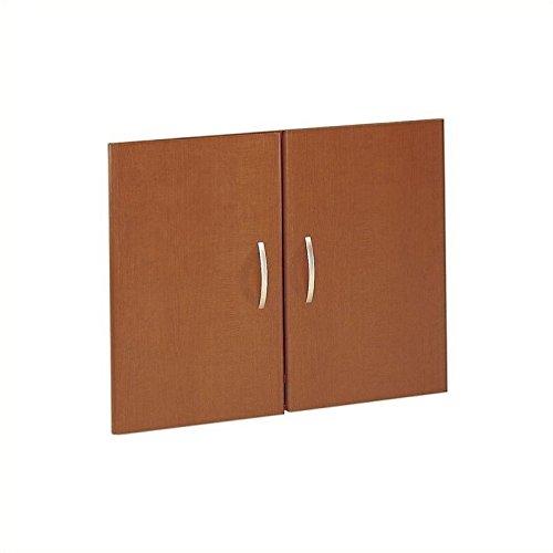 Kit Height Door Half (Half Height Bookcase Door Kit Auburn Maple)