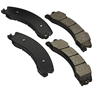 Bosch BE1565H Blue Disc Brake Pad Set