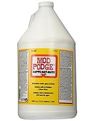 Mod Podge Waterbase Sealer, Glue and Finish (1-Gallon), CS113...