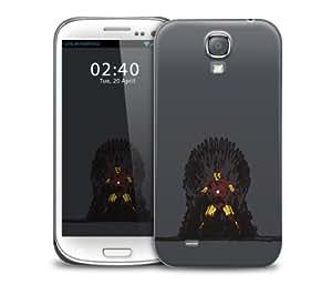 got throne iron Samsung Galaxy S4 GS4 protective phone case