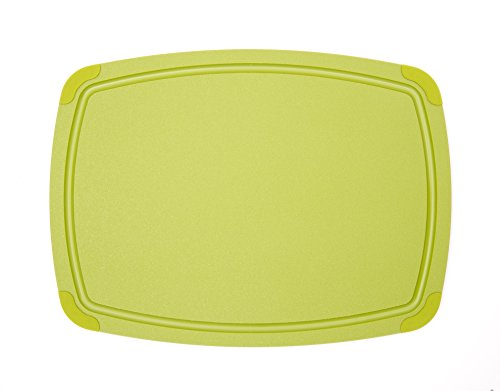 Epicurean Cutting Board with Removable Silicone Corners, 17.