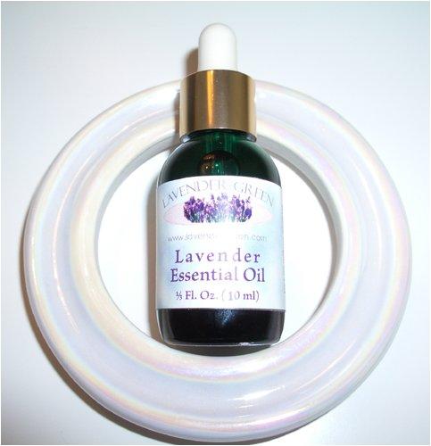 LavenderGreen Lavender e.o. Lamp Ring Aromatherapy Kit (Oil Lavender Lamp)