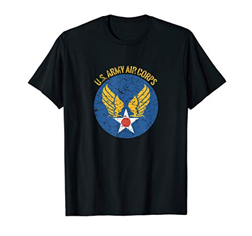 Vintage Army Air Corps T Shirt - 20457