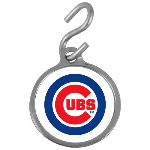 Hunter Chicago Cubs Instant ID Tag for Pets