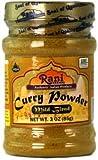 Rani Curry Powder Mild Natural 10-Spice Blend 85g (3oz) ~ Salt Free   Vegan   Gluten Free Ingredients   NON-GMO