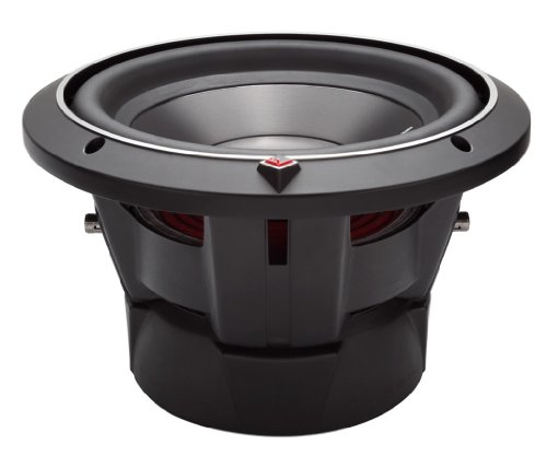 4-10 Punch P3 DVC 4-Ohm 10-Inch 500-Watt RMS 1000 Watts Peak Subwoofer ()