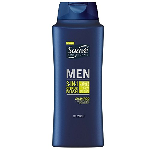 Suave Shampoo Conditioner Body Wash product image