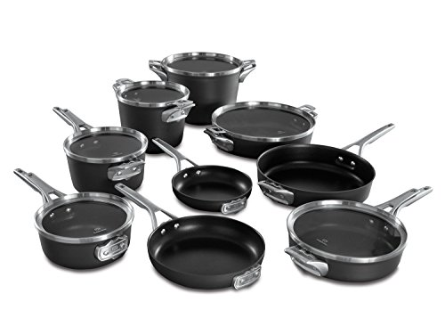 Calphalon Premier Space Saving Nonstick 15 Piece Set by Calphalon