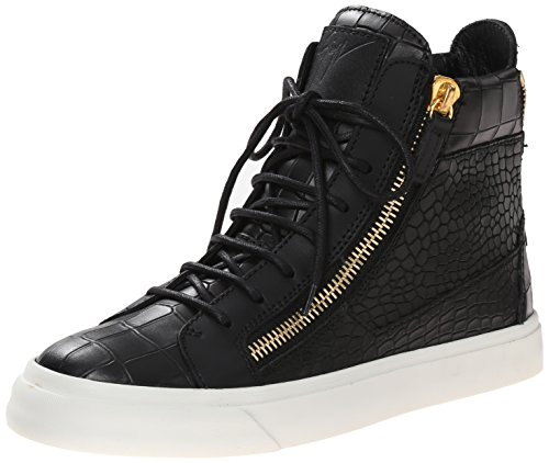 Giuseppe-Zanotti-Womens-High-Top-Gold-Zip-Fashion-Sneaker