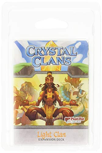 - PlaidHat PH1706 Crystal Clans: Light Clan, Various