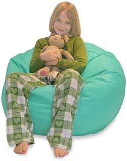 product image for Comfy Bean Beanbag Small Vinyl - Aqua
