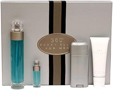 360 White De Perry Ellis Para Hombres 4