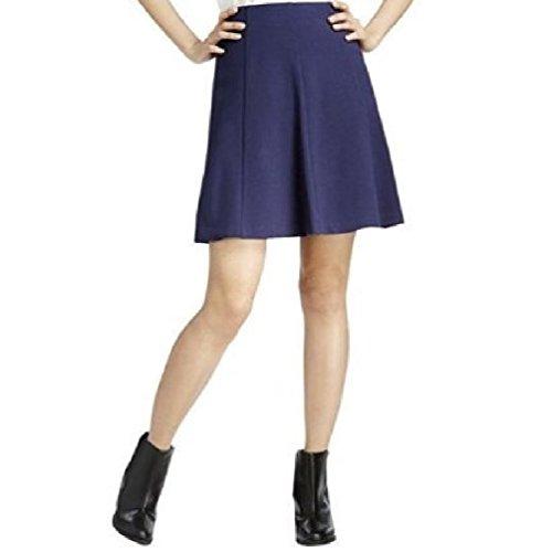 Maison Jules Blue Notte Co Women's Navy Blue Skirt Ladies XS (Newport Spandex Skirt)