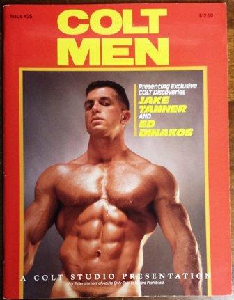 Colt Men Issue 25 Colt Studio 0094966768012 Amazon Books