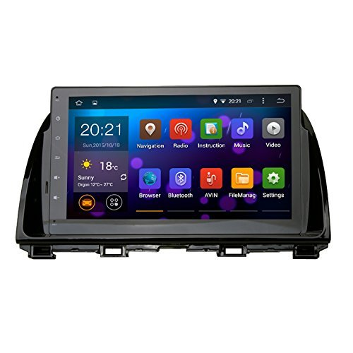 SYGAV Android 5.1.1 Lollipop Car Stereo Video Player GPS Nav