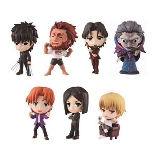 Fate/Zero Ichiban Kuji Chibi Kyun Chara Trading Figures (1 Random Blind Box) (Anime Chibi Figures compare prices)