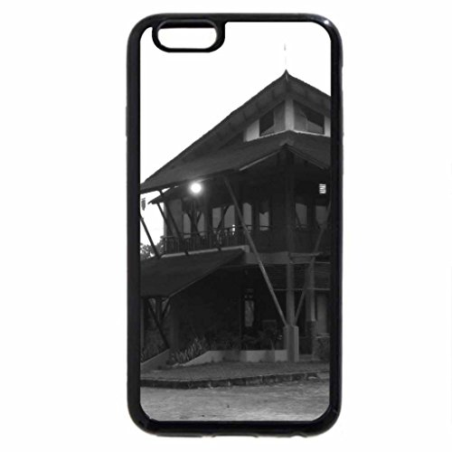 iPhone 6S / iPhone 6 Case (Black) Silent house