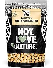 NoyNuts | Hazelnoten zonder vlies | 500 gram | Rijk aan vitamine E en B | Rijk aan mineralen