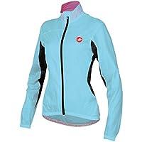 Castelli Velo Jacket - Womens Pastel Blue, L