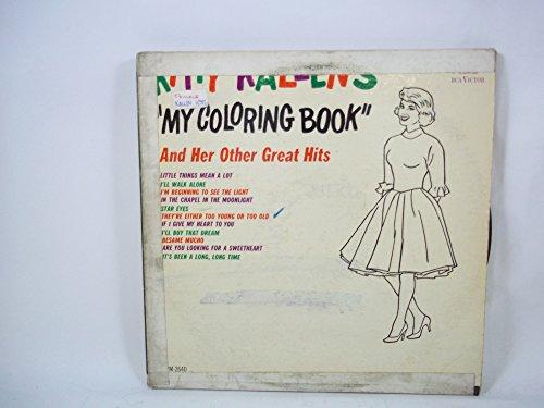 Price comparison product image Kitty Kallen's My Coloring Book and Her Other Great Hits