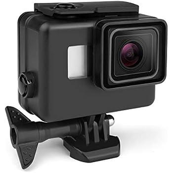 Amazon.com: Funda impermeable para GoPro Hero 7 Hero 6 Hero ...