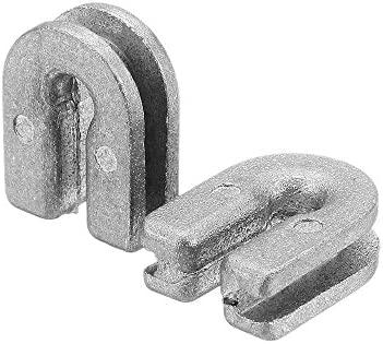 Kungfu Mall - 10 ojales de nailon para cortacésped Husqvarna T35 ...