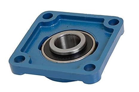 UCF201 Felstrom Flanschlager-Geh/äuseeinheiten UCF 12,00mm