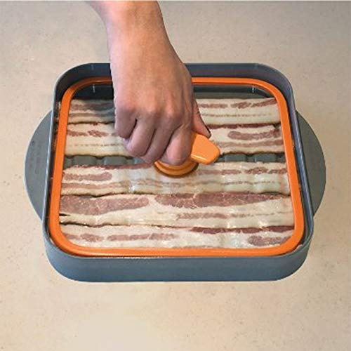 Nonstick Barbecue - Bacon Bakeware Pan Nonstick Barbecue Pad Baking Microwave Oven - Oil Rubbed Rack Mats Set Mat Topper Bronze For Trays