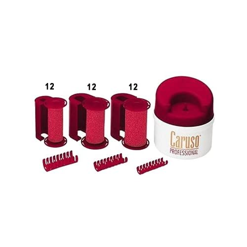 Caruso Professional Steam Hairsetter With 36-rollers - Assorted Larger Rollers for sale