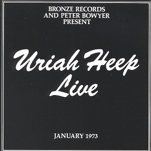 Live: Uriah Heep by URIAH HEEP