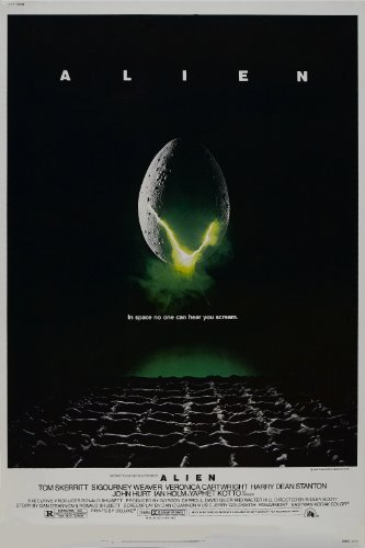 "Alien  Movie Poster 24""x36"""