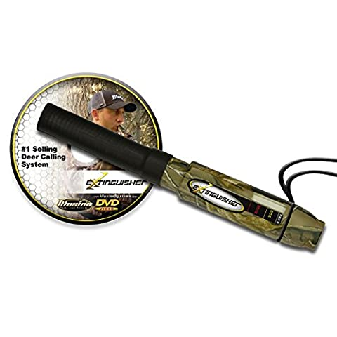 Deer Call. EXTINGUISHER deer calling system by ILLUSION As Seen On TV! Top Notch