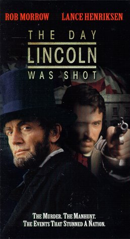 The Day Lincoln Was Shot [VHS]