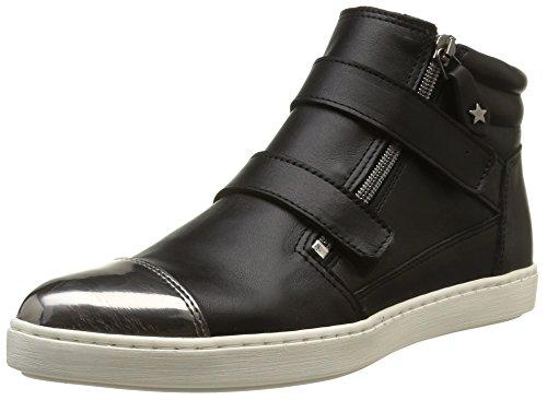 Zapatillas Cubanas Black Sneak110 Mujer Para Twx8a7