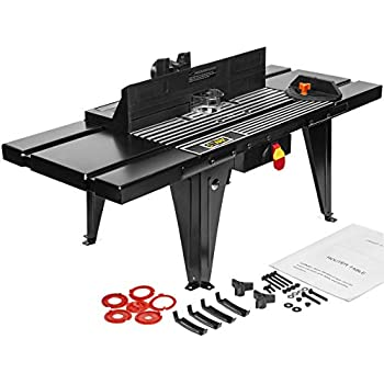 Amazon.com: Craftsman combo de mesa enrutadora y enrutador ...