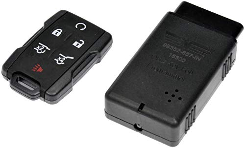 Dorman 99353 Keyless Entry Remote 6 Button for Select Chevrolet Models ()