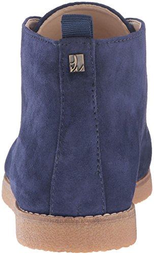 West Ankle Bootie Natural Quarena Nine Blue Women's gZddqz