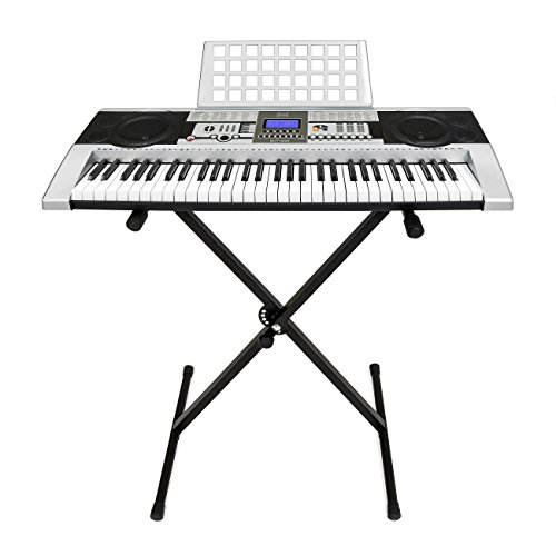 Best Choice Products 61 Key Music Electronic Keyboard Piano