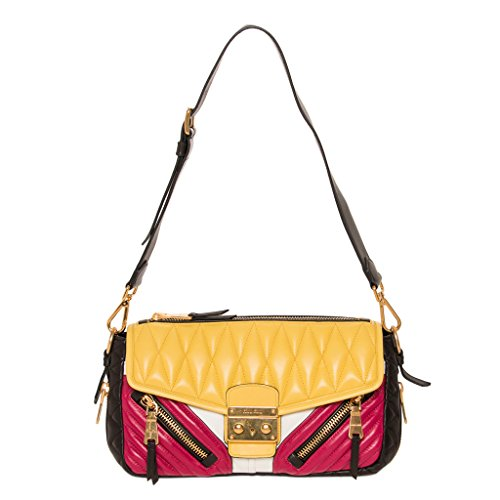 Miu-Miu-Womens-Small-Matelass-Biker-Shoulder-Bag-Yellow
