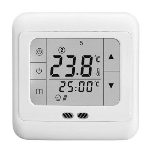 Underfloor Heating Thermostat Instructions