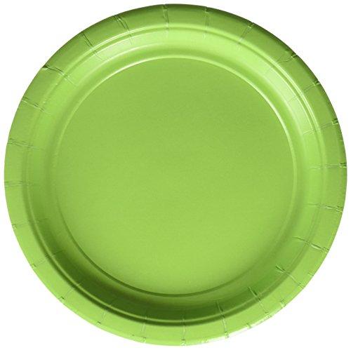 Kiwi Big Party Pack Dessert Plates (50)