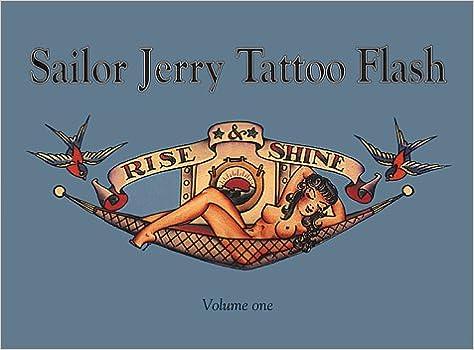 Sailor Jerry Tattoo Flash Vol 1 Collins Norman 9780945367185 Amazon Books