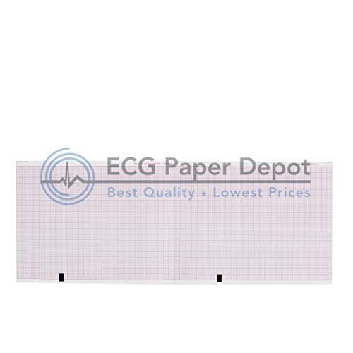 Mortara ELI 150 EKG Machine Paper - 108mm X 140mm X 200 Sheets (5 ()