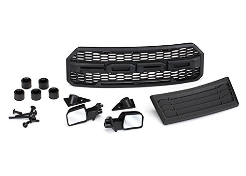 Traxxas Body Accessories Kit Vehicle