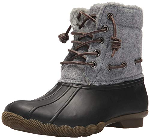 Steve Madden Womens Torrent Closed Toe Ankle Rainboots, Grey/Multi, Size 11.0