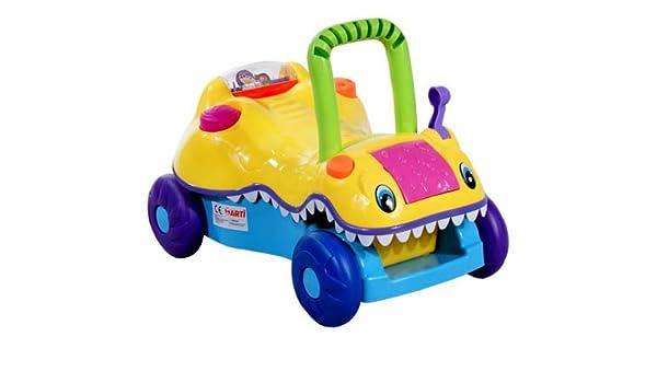 Baby Walker - Andador con actividades - Primeros Passos - 2in1 ...