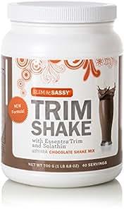 doTERRA - Slim & Sassy TrimShake - Chocolate - 700 g