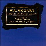Mozart: Complete Piano Concertos / Jos van Immerseel, fortepiano / Anima Eterna Orchestra