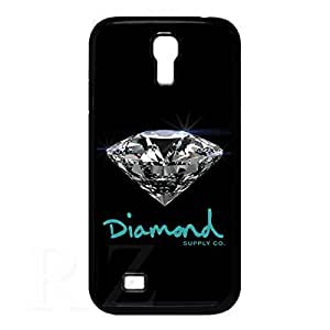 diamond supply co HD Phone Case for Samsung Galaxy S4 I9500 Case (Black)